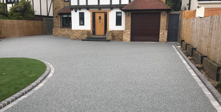 resin driveway experts london