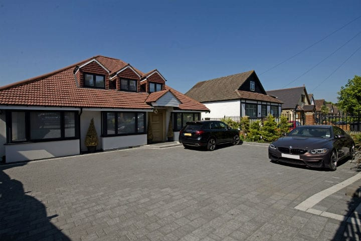 Block Paving Driveway from Diamond Services