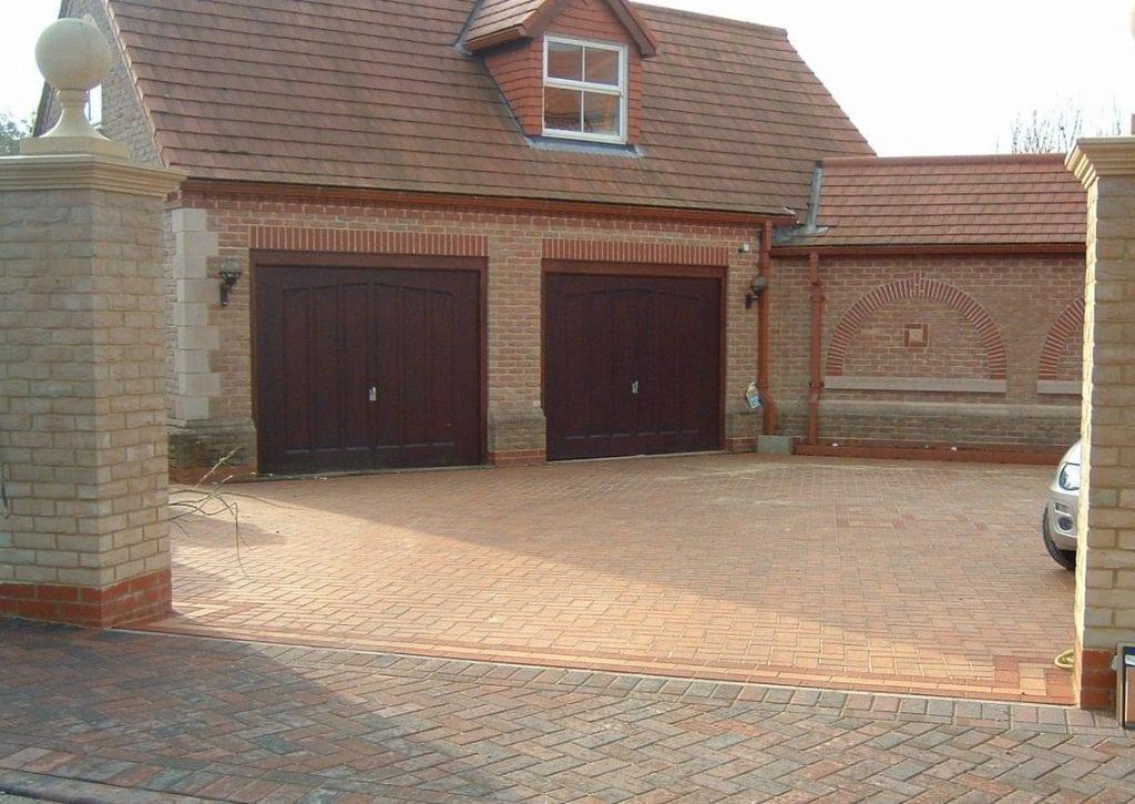 circular driveway diamond services