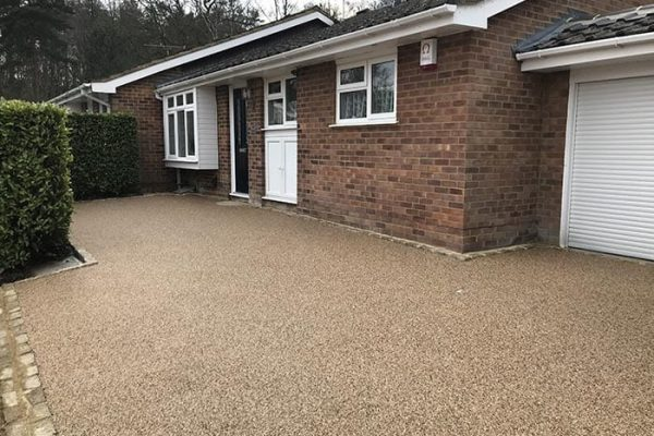 Diamond Driveways Diaries Resin Drive