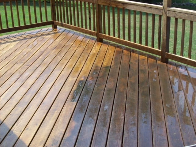 decking cleaning london essex