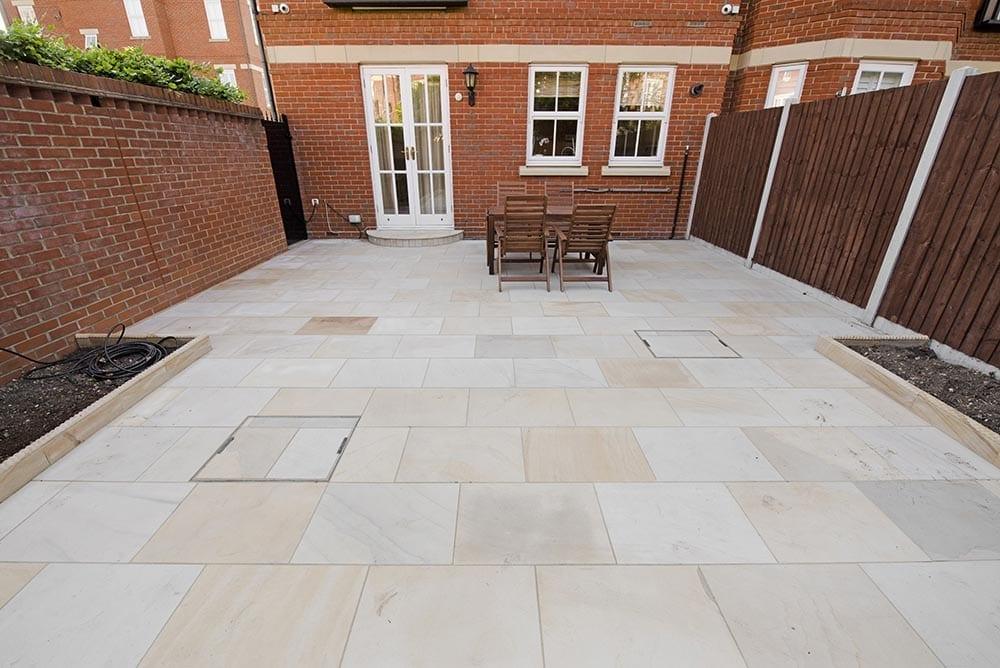 natural stone patio london essex