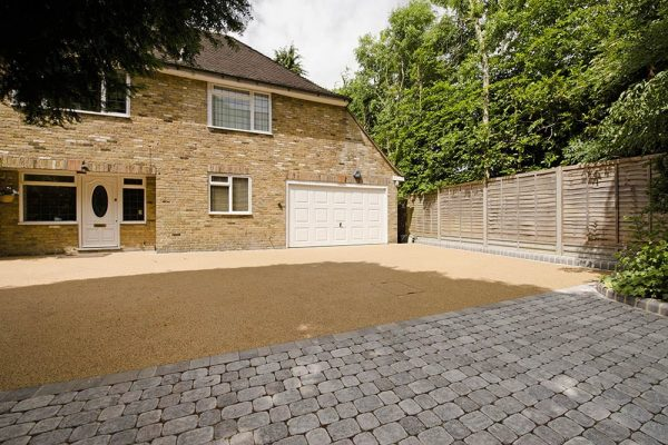 resin bound driveway london