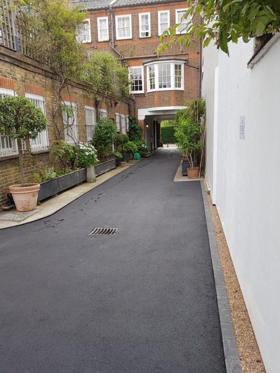 tarmac paving london