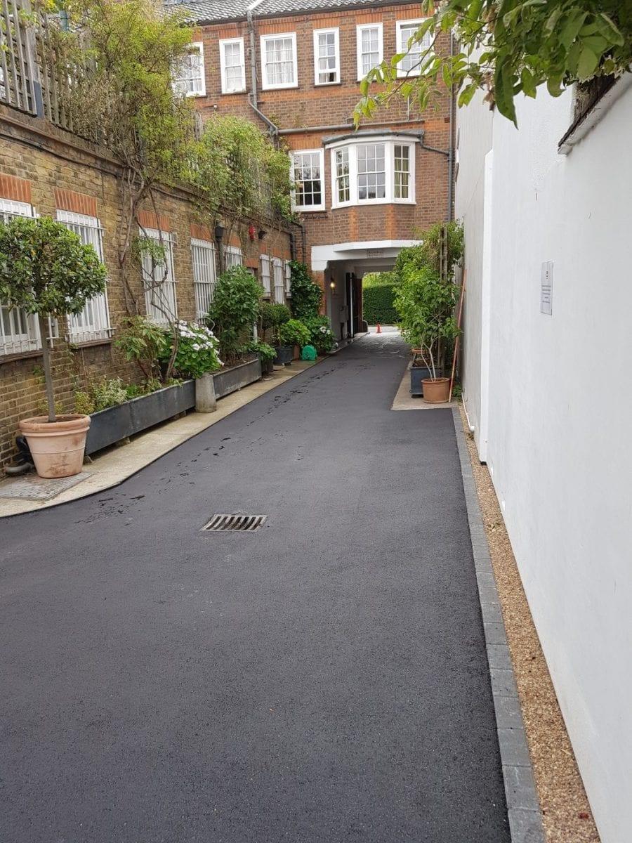 tarmac paving london