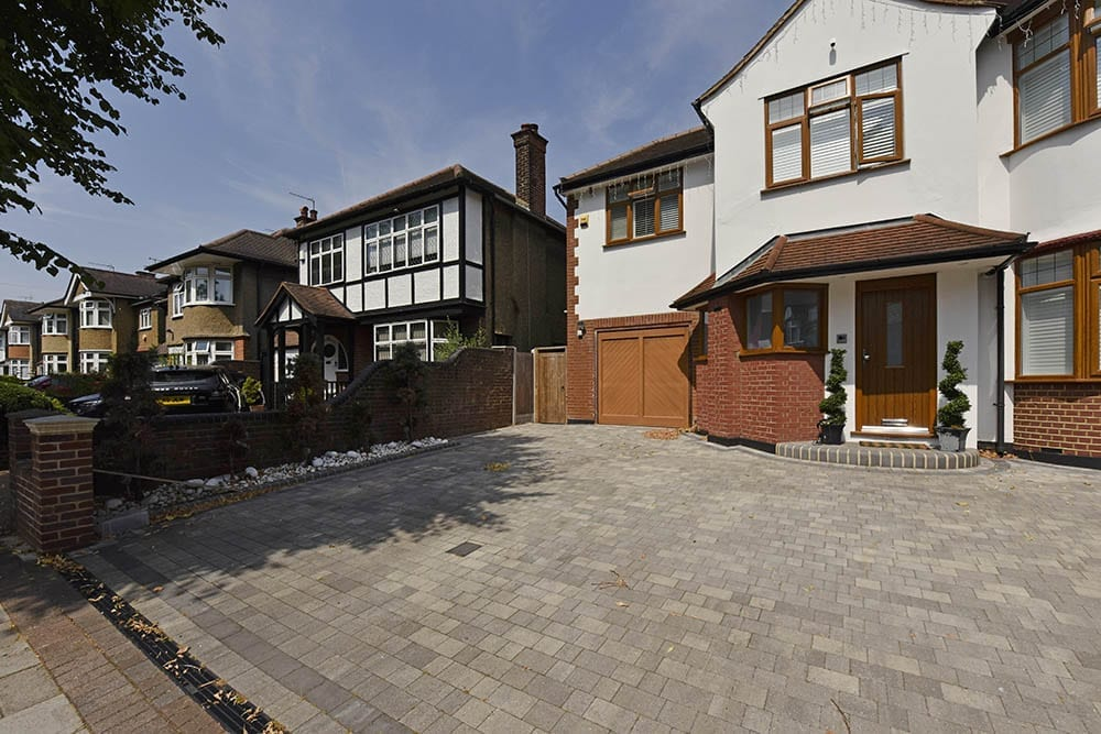 block paving essex london