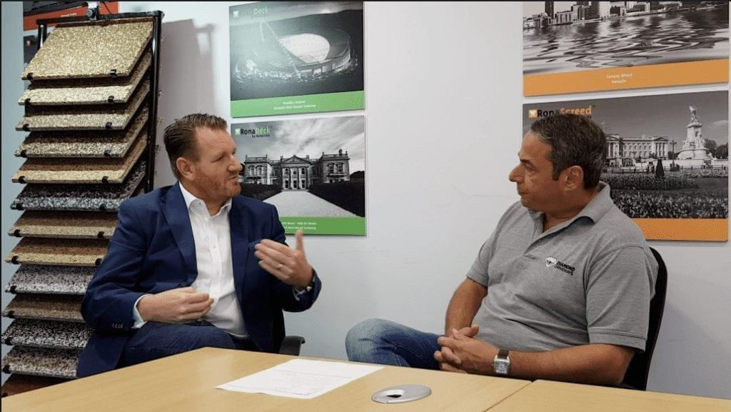 Diamond Driveways Ronacrete Approved Contractor