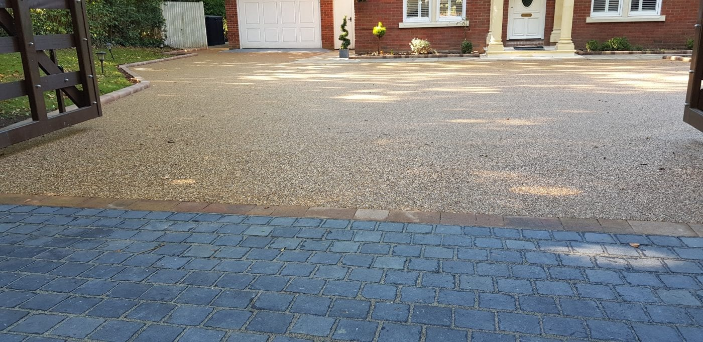 driveway middlesex diamond driveways resin