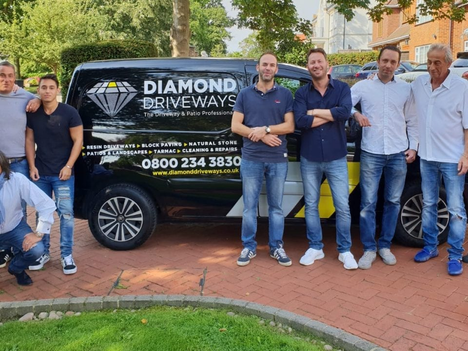 Diamond Driveways Team