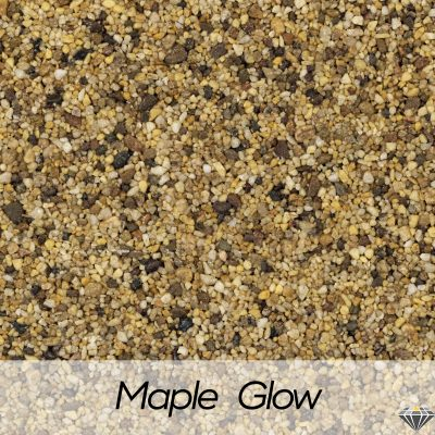 Maple Glow Resin