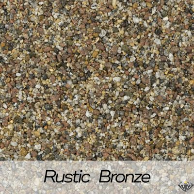 Rustic Bronze Resin