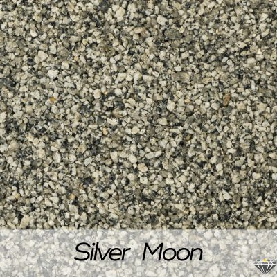 Silver Moon Resin