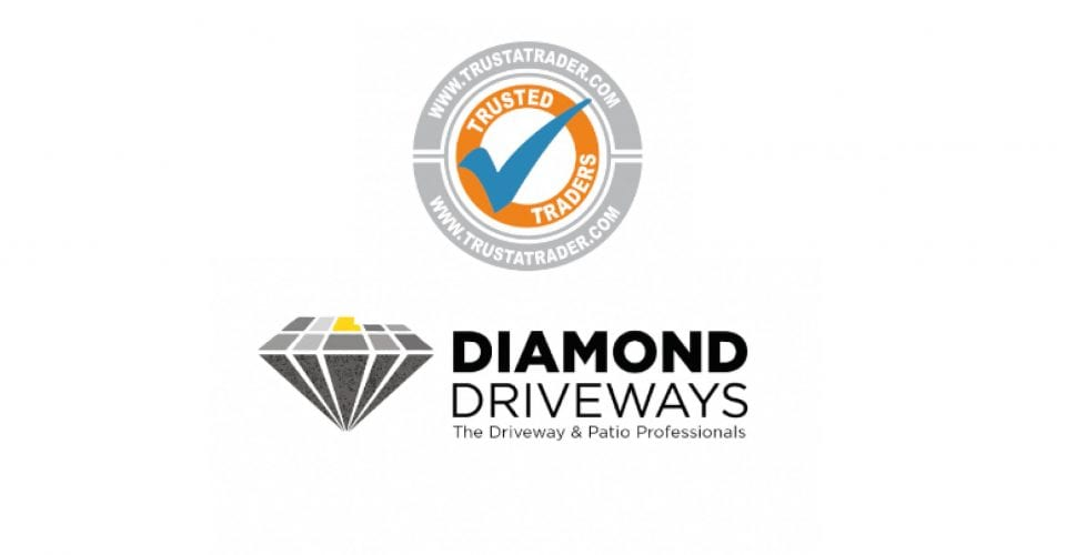 Trustrader Diamond Driveways Patio Video