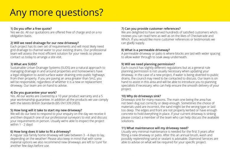 Driveway designs driveway questions
