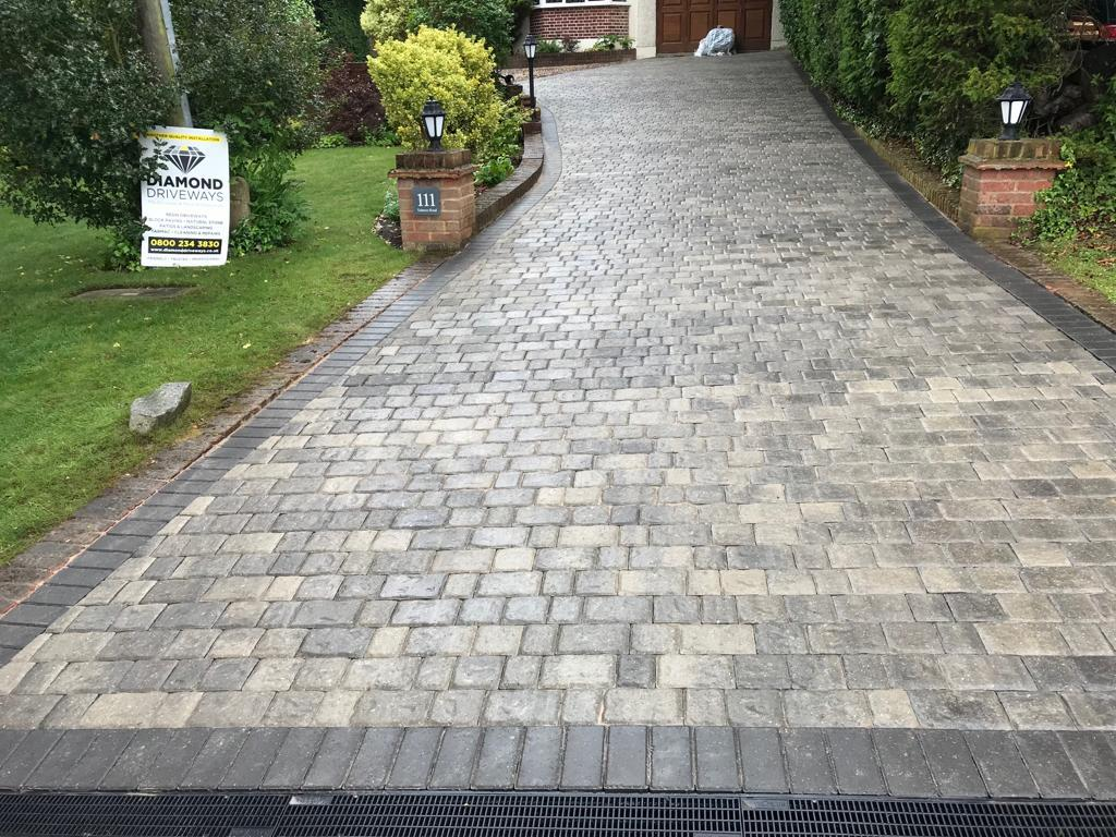 driveways essex block paving after