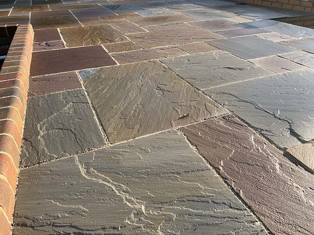 Patio Stone Diamond Driveways