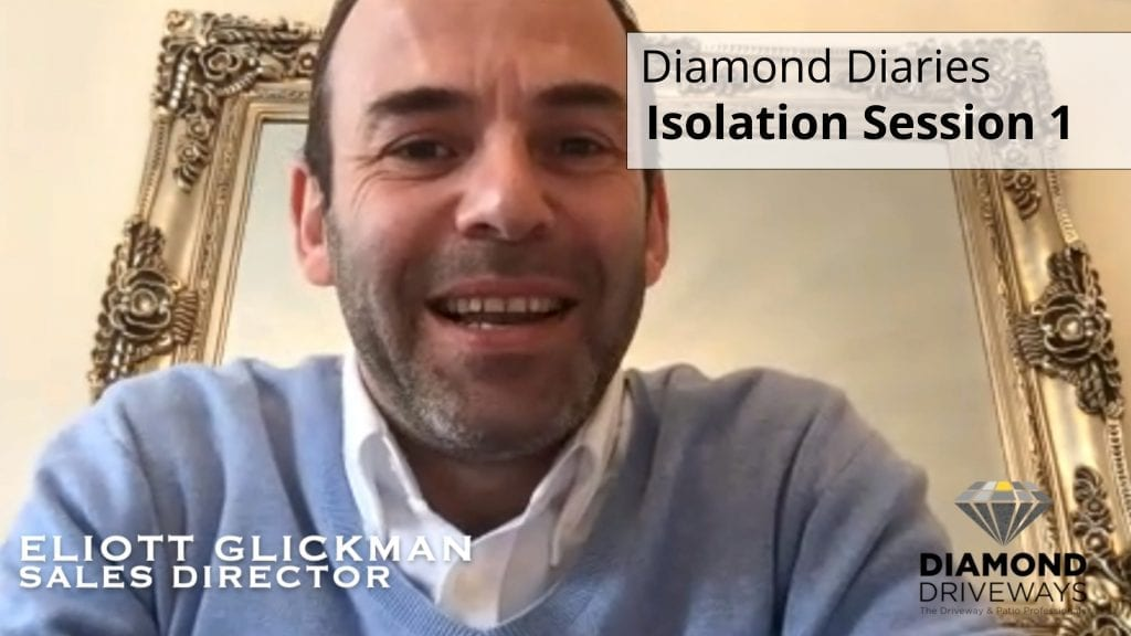 Diamond Diaries Isolation Sessions