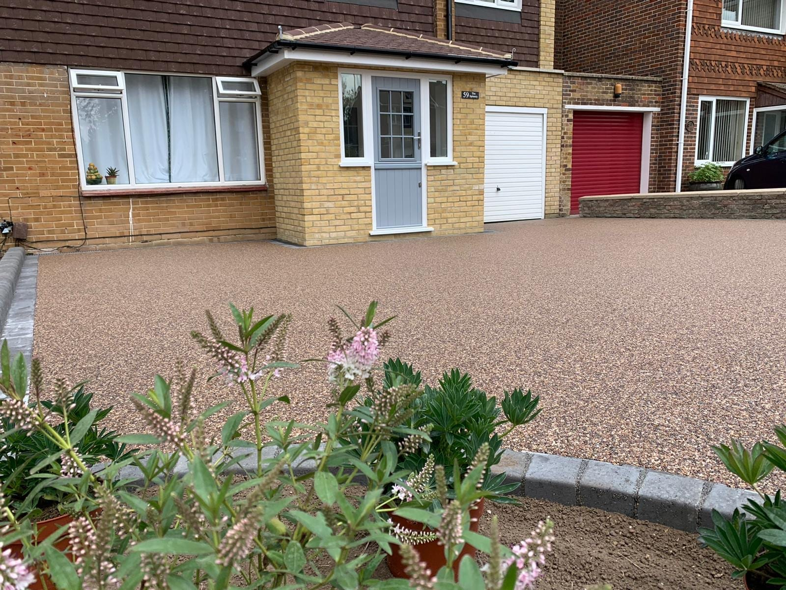 Resin Driveway Bromley