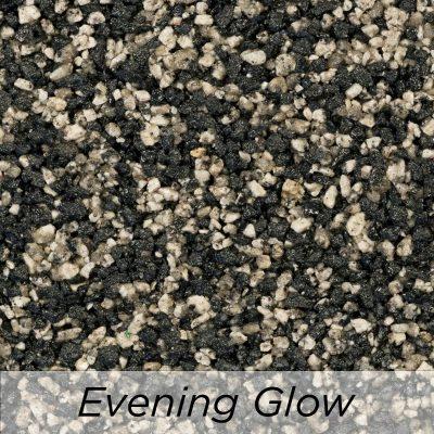 Driveway Resin Colour range from Diamond Driveways - Evening Glow