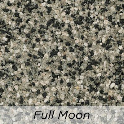 Driveway Resin Colour range from Diamond Driveways - Full Moon