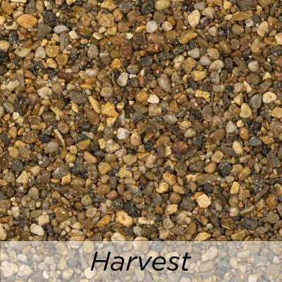 Driveway Resin Colour range from Diamond Driveways - Harvest