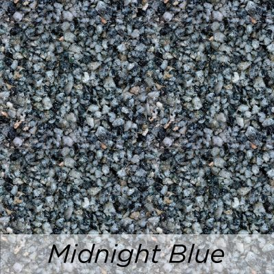 Driveway Resin Colour range from Diamond Driveways - Midnight Blue