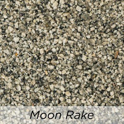 Driveway Resin Colour range from Diamond Driveways - Moon Rake