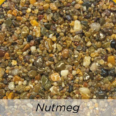 Driveway Resin Colour range from Diamond Driveways - Nutmeg