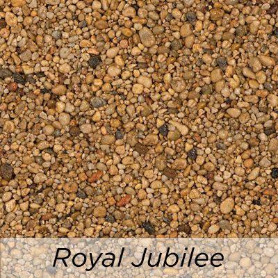 Driveway Resin Colour range from Diamond Driveways - Royal Jubilee
