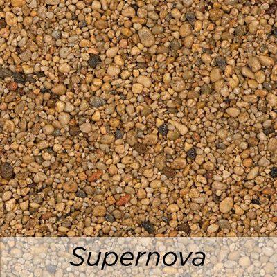 Driveway Resin Colour range from Diamond Driveways - Supernova