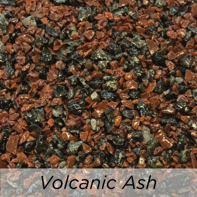 Driveway Resin Colour range from Diamond Driveways - Volcanic Ash