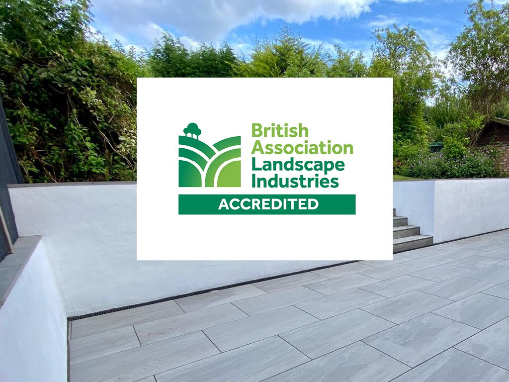 Diamond Driveways BALI Approved Contractors