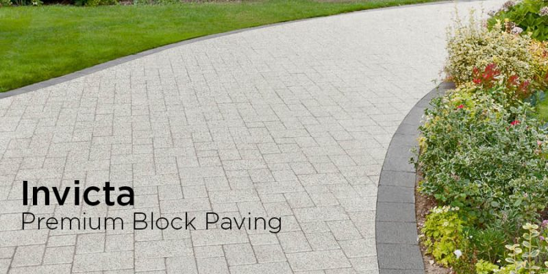 Brett Block Paving Diamond Driveways Invicta Banner 2