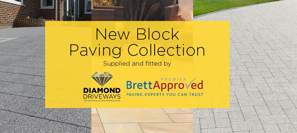 Brett Block Paving Diamond Driveways Lugano Banner Collection